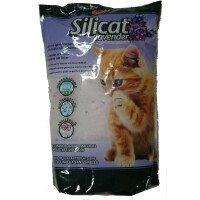 Camon Silicat - Силиконова Тоалетна Постелка за Котки с Аромат на Лавандула 5л