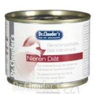Dr. Clauder's Kidney Diet Терапевтична Храна за Котки 200г