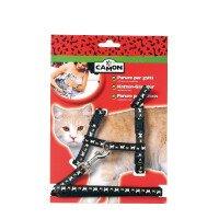 Camon Комплект Повод и Нагръдник за Котка