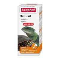 Beaphar витамини за влечуги 20мл