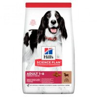 Hill's Science Plan Dog Mature Medium L&R Храна за Кучета 14 kg