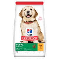 Hill's Science Plan Large Breed Puppy Храна за Кученца 16кг