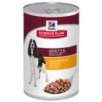 Hill's Science Plan Dog Храна за Кучета Adult 370 g