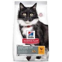 Hill's Science Plan Sterilised Senior 7+ Храна за Котки 1.5 kg